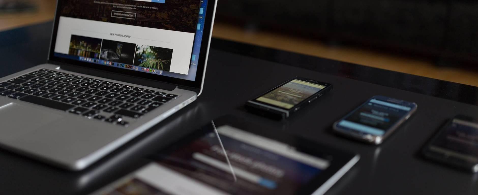 computadora sitio web
