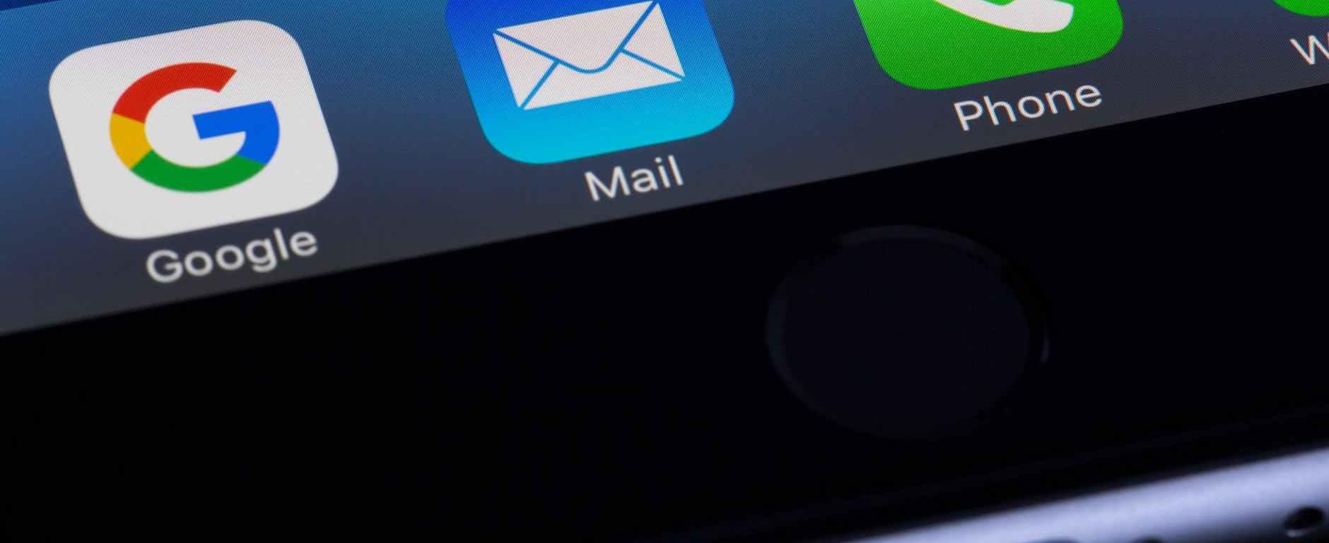 celular icono correo